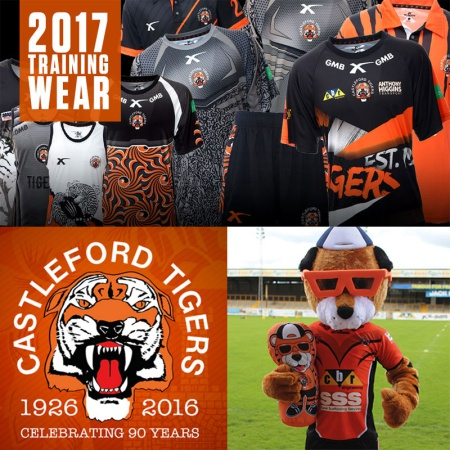 Castleford Tigers Rugby Shop