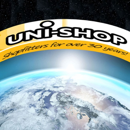 Uni-Shop goes global