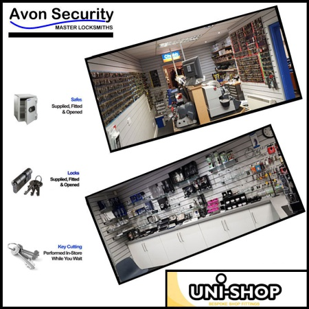 Complete Refit For Avon Security