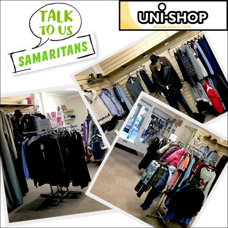 Shop Refit For The Samaritans