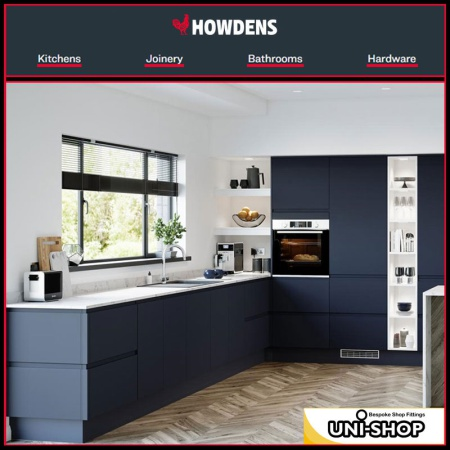 Howdens Colchester Have A Makeover