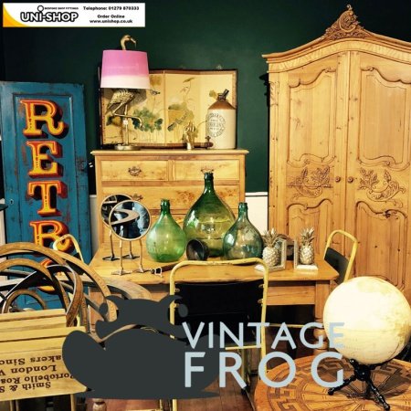 Expansion For Vintage Frog