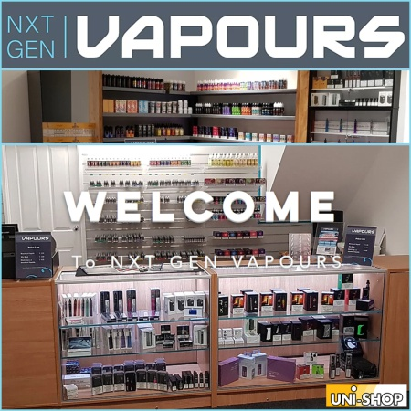 3rd Store For Nxt Gen Vapours