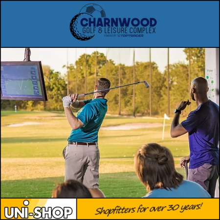 Revamp For Charnwood Golf Shop