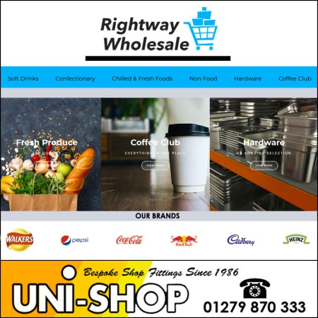 Refit For Rightway Wholesale Ltd