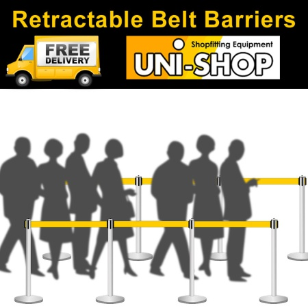 Buy Retractable Belt Barriers