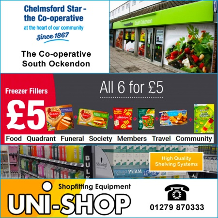 Make-over For South Ockendon Co-op