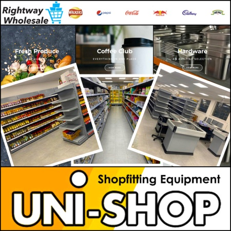 New Shop Fit Out For Rightway Wholesale