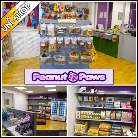 New Shop For Peanut Paws
