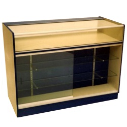 Dual Display Retail Counter