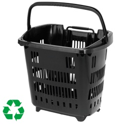Shopping Trolley Baskets (34L Pack Of 5)