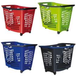 Shopping Trolley Baskets (55L)
