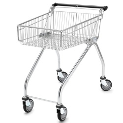Easy Shopper Supermarket Trolley (80L)