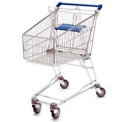 Small Supermarket Trolley (60L Or 80L)