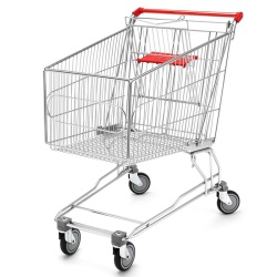 Medium Supermarket Trolley (100L, 120L Or 140L)