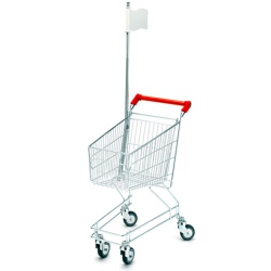 Child's Supermarket Trolley (25L)