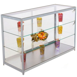 Glass Showcase Cabinet (900 x 1000 x 600mm)