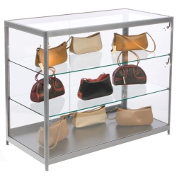 Glass Showcase Cabinet (900 x 1000 x 500mm)
