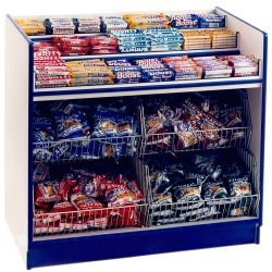 Confectionery & Crisps Retail Counter