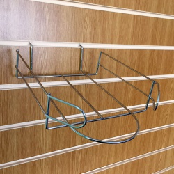 Slatwall Baseball Cap Holder Shop Fitting