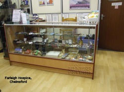 Display Retail Counter for Farleigh Hospice, Chelmsford