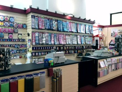 Retail Counter for Emotions Greeting Cards Maidstone
