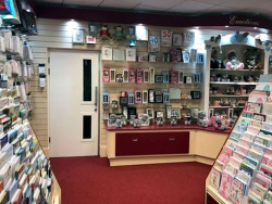 Slatwall in Emotions Greeting Cards Maidstone