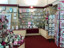 Slatwall Fittings in Emotions Greeting Cards Maidstone
