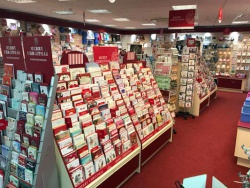 Greeting Card Display for Emotions Greeting Cards Maidstone