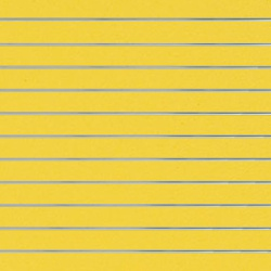 Yellow Slatwall Panels