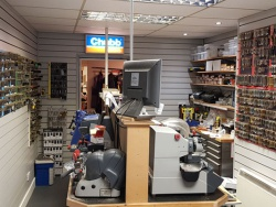 Avon Security Bespoke Shopfitting