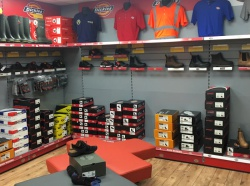 Shop Fittings East Anglia Workwear