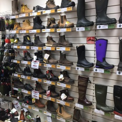 Retail Footwear Displays