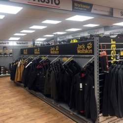 East Anglia Workwear Showroom