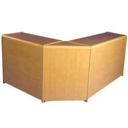 Shop Counters Combination Kit (3 Piece - Solid Front)