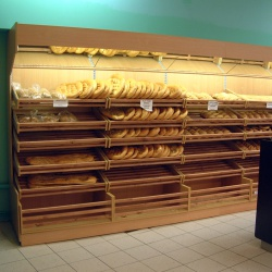 Bakery Retail Equipment