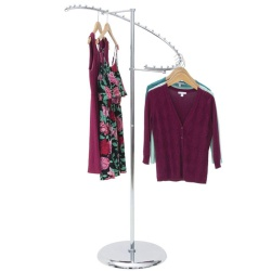 Spiral Clothing Rail