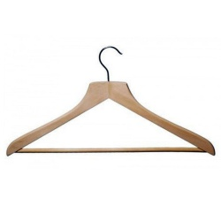 Wooden Shaped Child Hangers (Box Of 100)