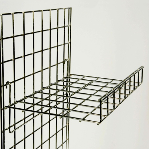 Gridwall Flat Shelf