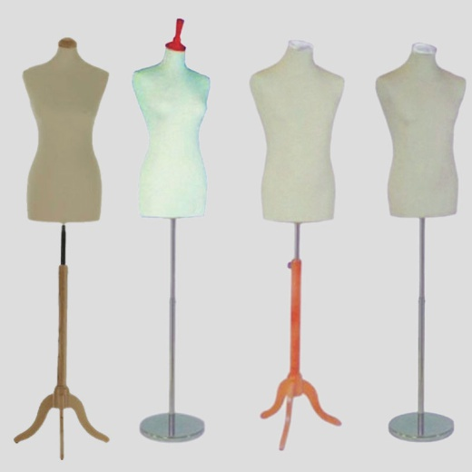 Tailors Dummies (Assorted Styles)