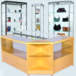 Shop Counters & Showcases