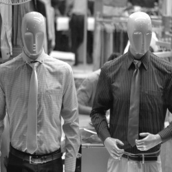Male Abstract And Headless Mannequins