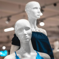 Female Abstract And Headless Mannequins