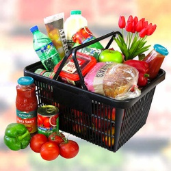 Shopping Baskets & Supermarket Trolleys
