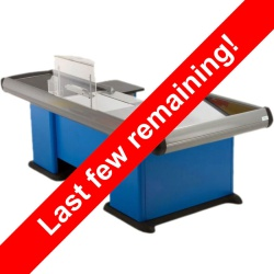 Used Retail Checkout Counters