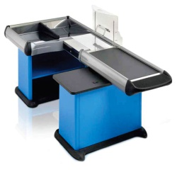 Retail Conveyor Checkout Counters