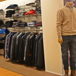 Fashion Display Fittings