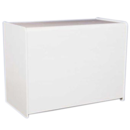 Uni-Shop (Fitting) Ltd - Cash & Wrap Retail Counter (Assorted Colours)