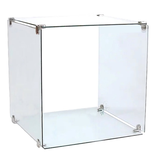 Picture of Single Glass Cube Retail Display Kit