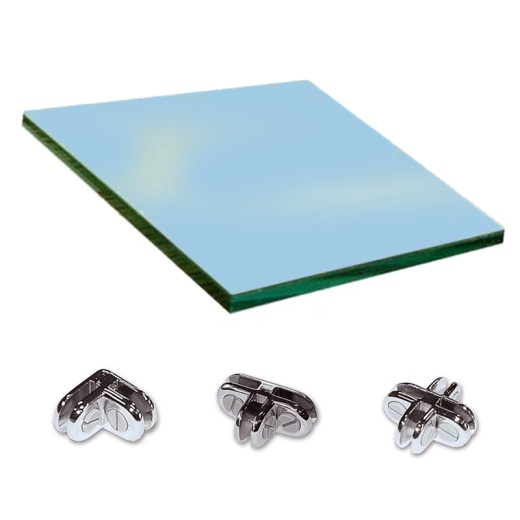 Image of 10 Glass Cubes Retail Display Kit